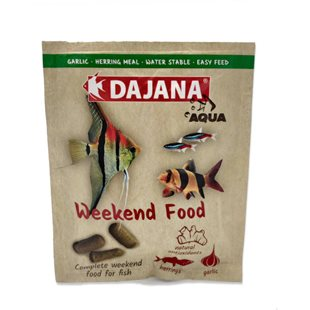 Dajana - Weekend food - 20 g - Semesterfoder