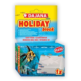 Dajana - Holiday block - 30 g - Semesterfoder