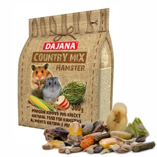Dajana - Country Mix Hamster 500 g