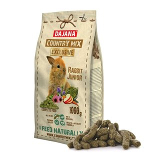 Dajana - Rabbit Junior EXCLUSIVE - 1000g