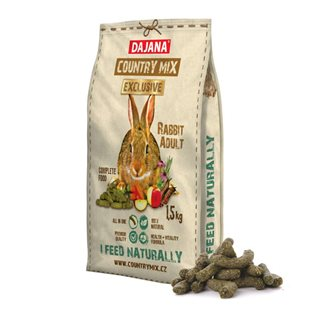 Dajana - Rabbit Adult EXCLUSIVE - 1500g