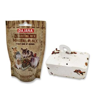 Dajana - Country Mix - Mineral block - Fruit & Vitamins