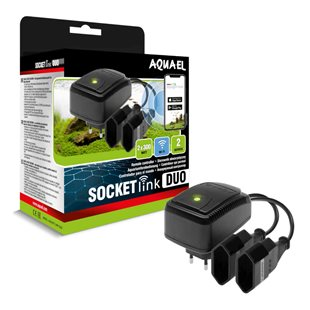 Aquael Socket Link Duo - Wifi Timer