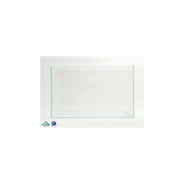 Optiwhite - Akvarium - 160 liter - 100x40x40 cm