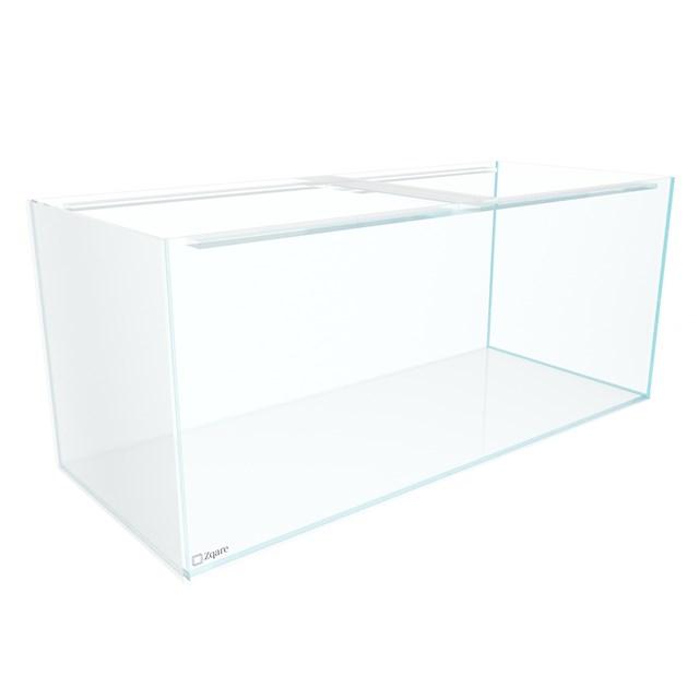 Zqare - OptiWhite - Akvarium - 300 liter - 120x50x50 cm