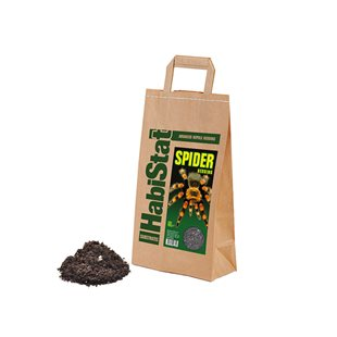 HabiStat Spider Bedding - Bottensubstrat - 5 L