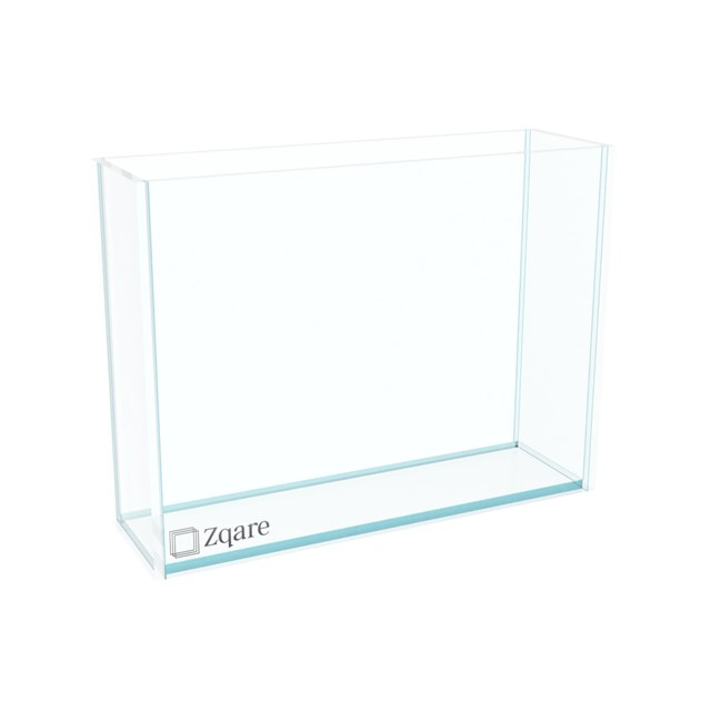 Zqare - Optiwhite - Fotoakvarium - 20x6x15 cm