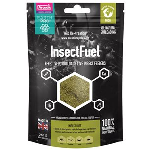 Arcadia - Earth Pro InsectFuel - 250g