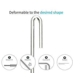 Neo - Unit Flexible Pipe - 50 cm - 4/6 mm - Formbar