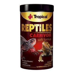 Tropical - Reptiles Carnivore Soft - 250 ml