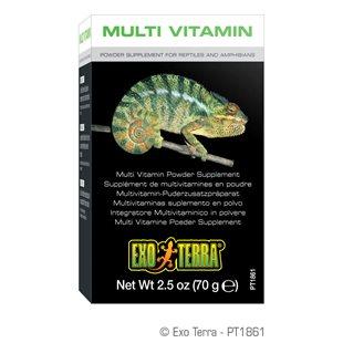 Exo Terra - Multi Vitamin - 70 g