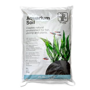 Tropica - Aquarium Soil - Bottensubstrat - 9 liter