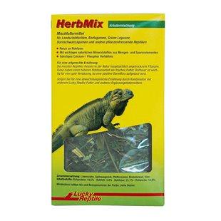 Lucky Reptile - Herb Mix - Örtmix - 50 g