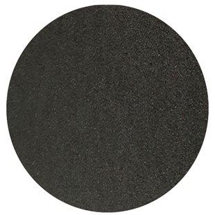 Svart finporig filtermatta - 50x50x3 cm - 30 PPI