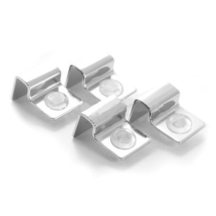 4-pack hållare för täckglas - 10 mm