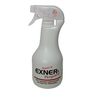 Exner Petguard - Krypfri Sprayflaska 500 ml