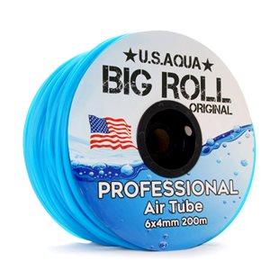 U.S.Aqua Airline Blue - Syreslang 4/6 mm - Metervara