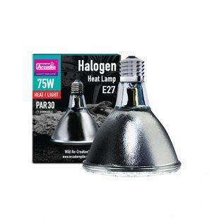 Arcadia Halogen Heat Lamp - E27 - 75 W