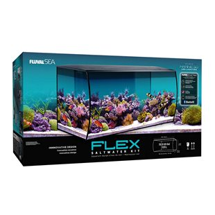 Fluval Sea Flex Saltwater Kit - Akvariepaket - 123 liter