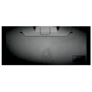 Fluval Flex Cover - Akvarielock - 123 liter - Svart