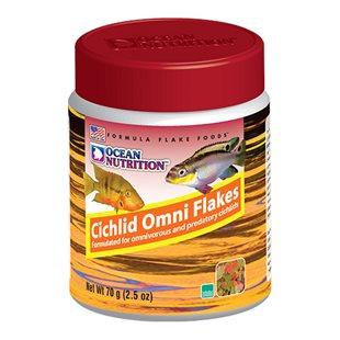 Ocean Nutrition Cichlid Omni Flakes - 70 g