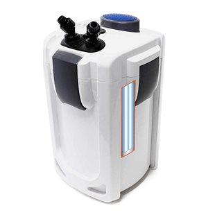 SunSun - HW-703B - Ytterfilter 1400 l/h med 9W UV-lampa