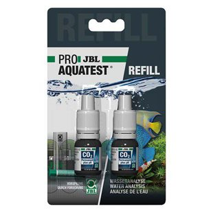 JBL Pro Aquatest - Refill CO2-test - Koldioxid