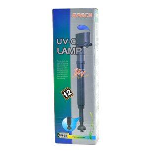 SunSun - CUV-510 - UV-C filter för montering inuti akvariet - 10 W