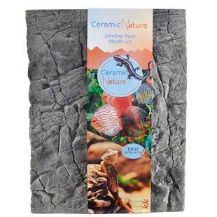 Slimline Rock - Oxford Grey - 50x65 cm