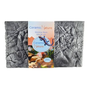 Slimline Rock - Oxford Grey - 60x38 cm