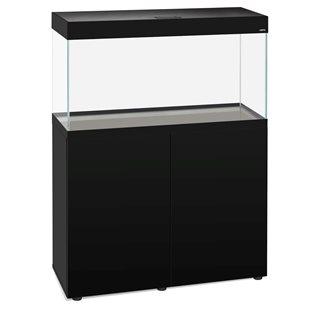 Aquael Opti Set 200 liter - Svart möbelakvarium