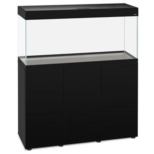 Aquael Opti Set 240 liter - Svart möbelakvarium
