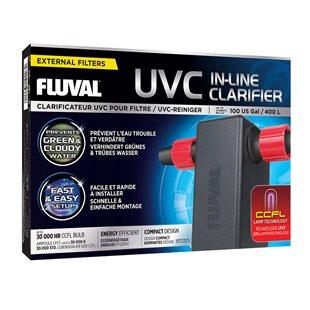 Fluval UVC In-line Clarifier - 3 W