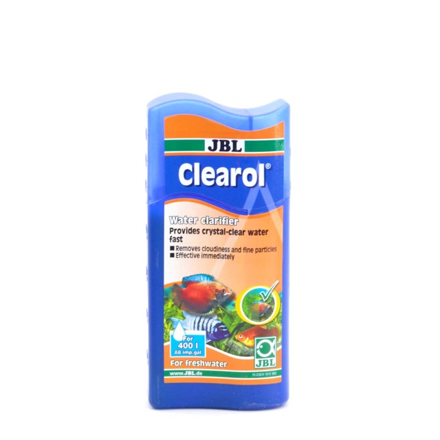JBL Clearol - 100 ml - Mot Vattengrumlingar