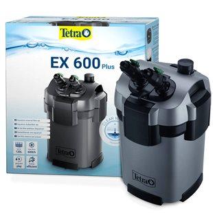 Tetra EX 600 Plus - Ytterfilter - 630 l/h