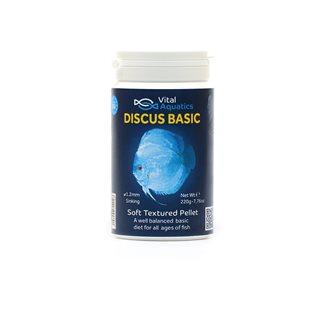 Vital Aquatics Discus Basic - Pellets  - 220 g