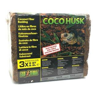 Exo Terra Coco Husk 3x8,8 liter - Kokoschips