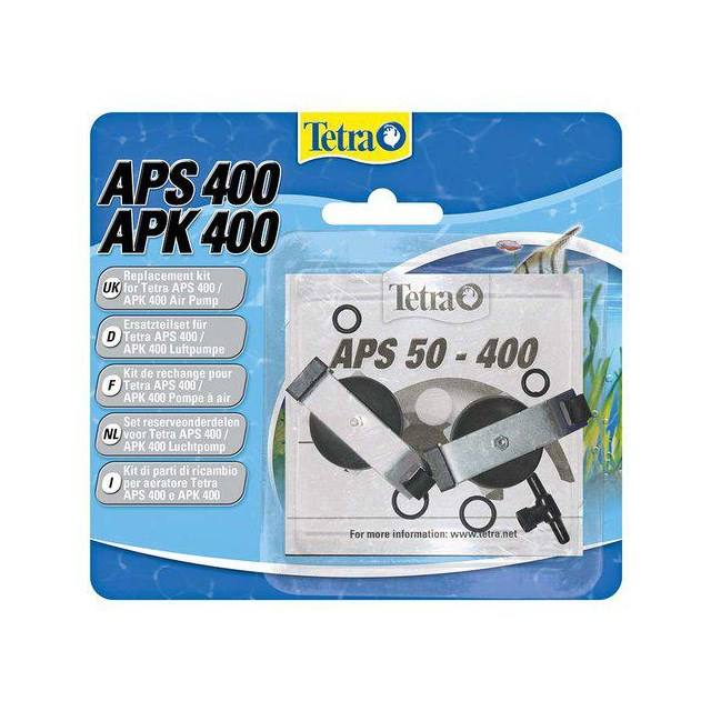 Tetra Reservdelar till APS/APK 400