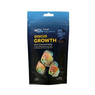 Vital Aquatics Discus Growth - Pellets - 90 g