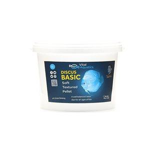 Vital Aquatics Discus Basic - Pellets - 2 kg