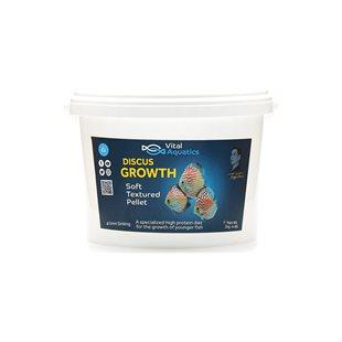 Vital Aquatics Discus Growth - Pellets - 2 kg