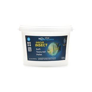 Vital Aquatics Discus Insect - Pellets - 2 kg