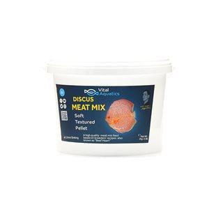 Vital Aquatics Discus Meat Mix - Pellets - 2 kg