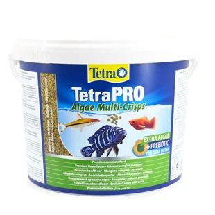 Tetra TetraPro Algae Multi-Crisps - Flingor - 10 L