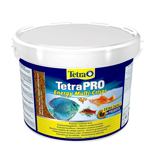 Tetra TetraPro Energy Multi-Crisps - Flingor - 10 L