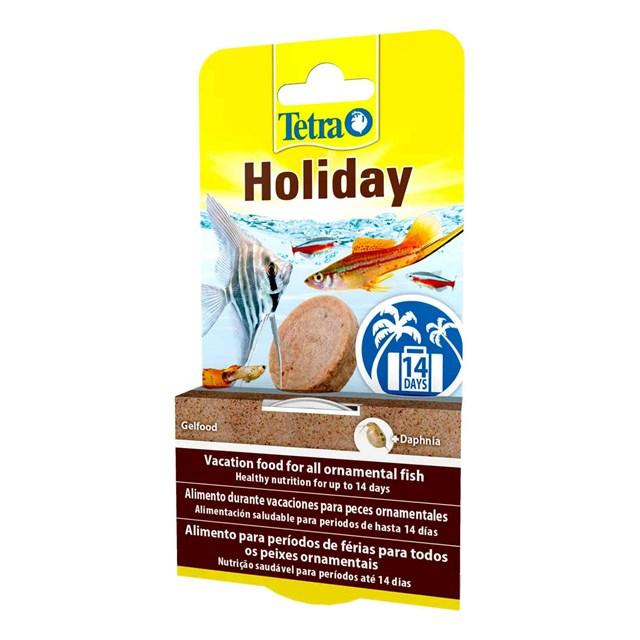 Tetra Holiday - 14 dagar