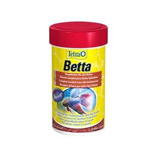 Tetra Betta - Flingor - 100 ml