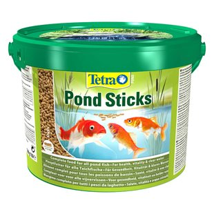 Tetra Pond Sticks - 10 L
