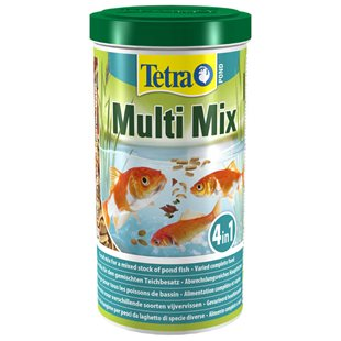 Tetra Pond Multi Mix - 4 in 1 - 1000 ml