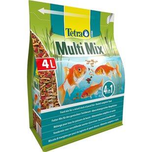 Tetra Pond Multi Mix - 4 in 1 - 4 L